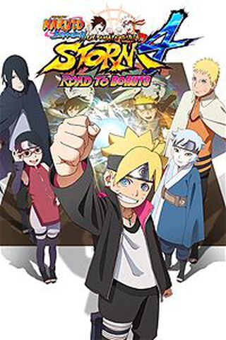 DLC - Naruto Ultimate Ninja Storm 4 - Road To Boruto