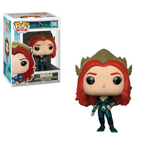 Figurine Funko Pop! N°246 - Aquaman - Mera