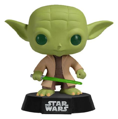Figurine Funko Pop! N°02 - Star Wars - Yoda