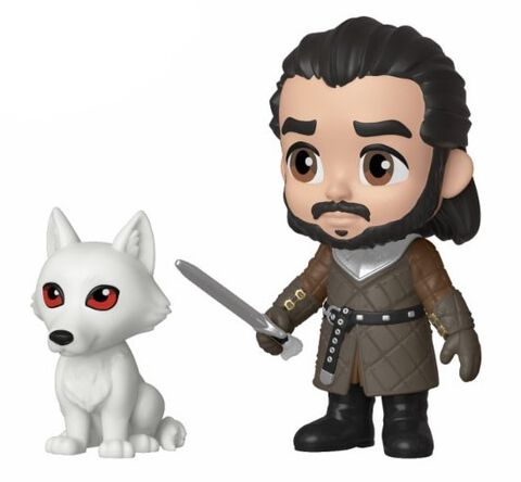 Figurine 5 Star - Game of Thrones - S10 Jon Snow