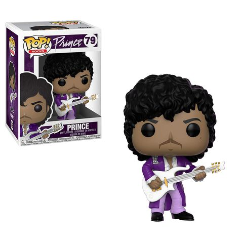 Figurine Funko Pop! N°79 - Prince - Purple Rain