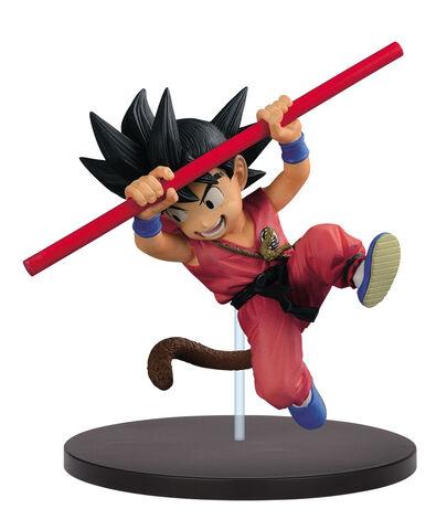 Statuette Son Goku Fes !! - Dragon Ball Super - Young Goku - Vol. 4