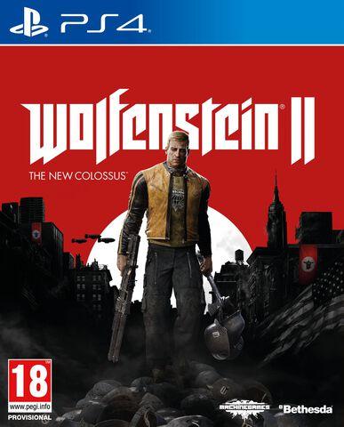 * Wolfenstein II The New Colossus
