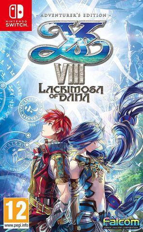 Y's VIII Lacrimosa Of Dana - Adventurer's Edition