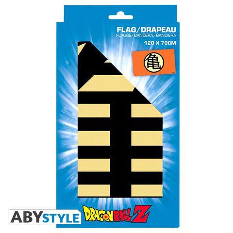 Drapeau - Dragon Ball - Kame Symbol 70x120