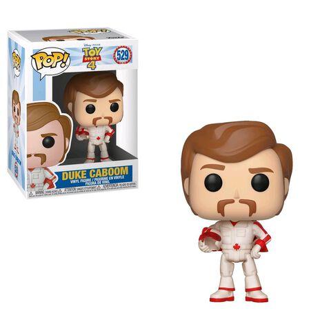 Figurine Funko Pop! N°529 - Toy Story 4 - Duke Caboom