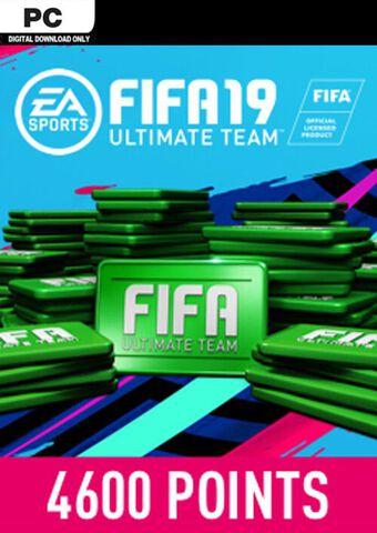 FIFA 19 - DLC - FIFA Ultimate Team - 4600 Pts - Version digitale