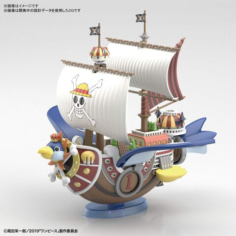 Maquette - One Piece - Grand Ship Collection Thousand Sunny Flying