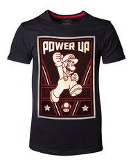 T-shirt - Nintendo -mario Power Up - M