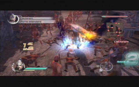 Dynasty Warriors 6, Empires
