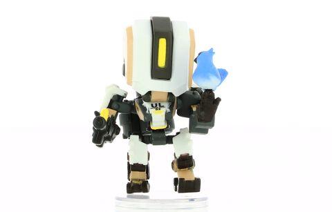 Figurine - Overwatch - Cute But Deadly Bastion Oiseau Bleu (exclu Gs)