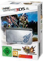 Nintendo New 3ds Xl + Monster Hunter 4 Ultimate Préinstallé