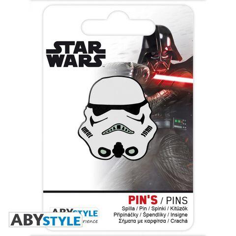 Badge - Star Wars - Pin's Trooper