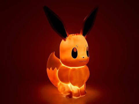 Figurine Lumineuse - Pokémon - Evoli 30 cm
