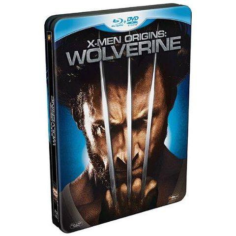 Wolverine - Br + Dvd