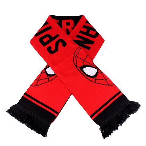 Echarpe - Spider-Man - Noire et Rouge