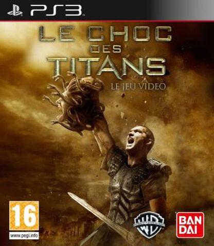 Le Choc Des Titans, Le Jeu Vidéo