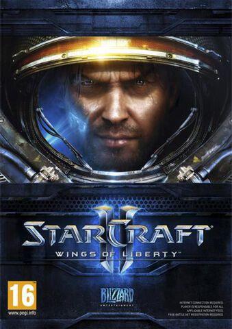 Starcraft II, Wings Of Liberty
