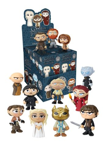 Figurine Mystere - Game Of Thrones - Série 3
