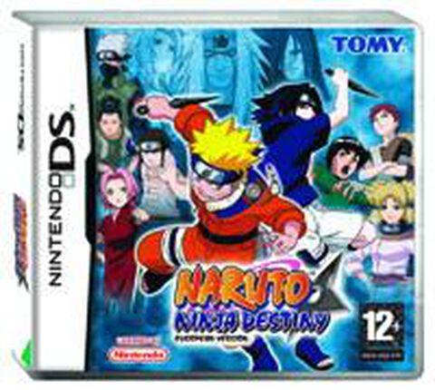 Naruto Ninja Destiny, European Version