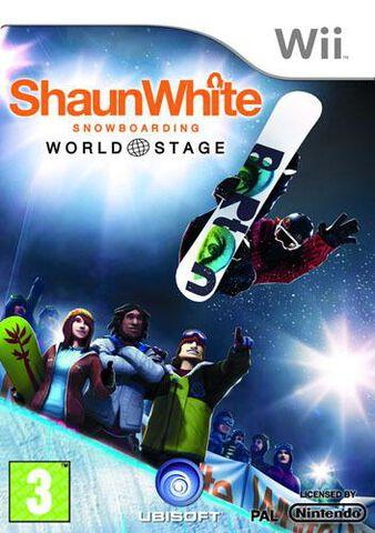 Shaun White, Snowboarding World Stage