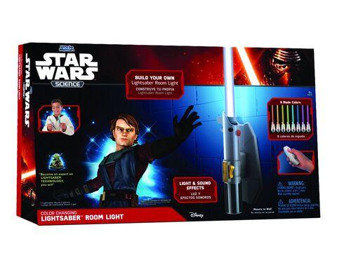 Lampe - Star Wars - Science Sabre Laser