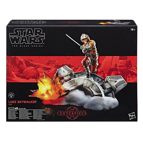 Figurine - Star Wars - Black Series Centerpiece Luke Skywalker