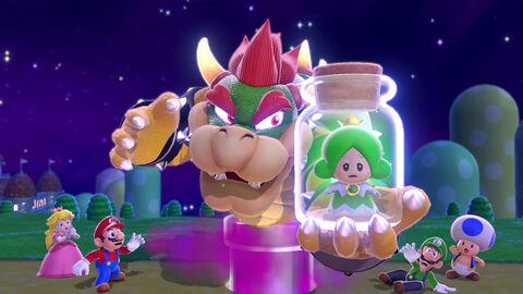 Précommande Super Mario 3D World