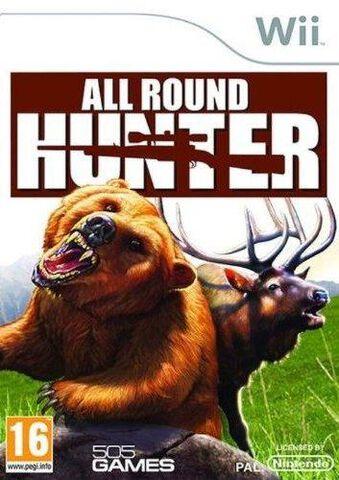 All Round Hunter + Fusil