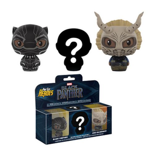 Figurines - Pint Size Heroes - Black Panther