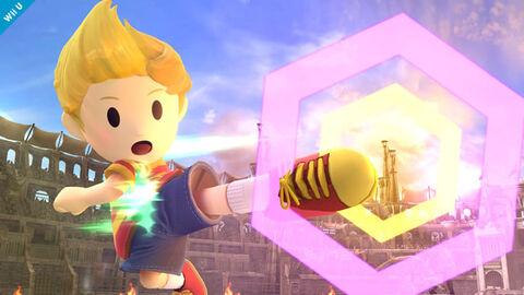 DLC - Super Smash Bros. Lucas (3DS / Wii U)