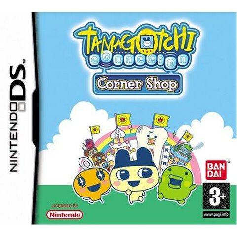 Tamagotchi, Connexion Corner Shop