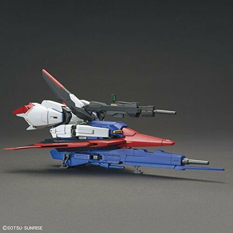 Maquette Hg 1/144 - Gundam - Zeta