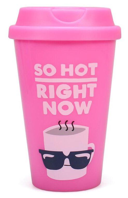 Mug de voyage - So Hot Right Now 350 ml