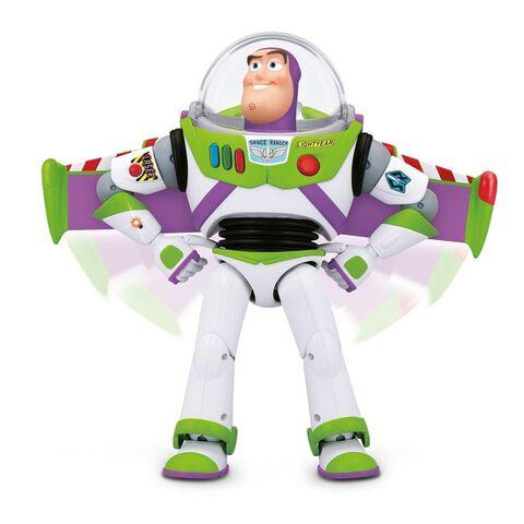 Figurine - Toy Story - Buzz L'éclair parlant - Exclusivité Micromania-Zing