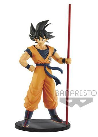 Figurine - Dragon Ball Super - Sangoku 20ème Film Edition Limitée