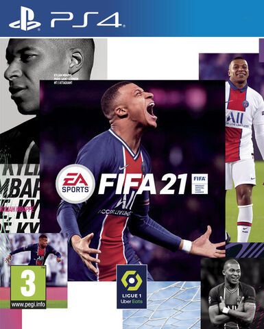 FIFA 21 - Versions PS5 et