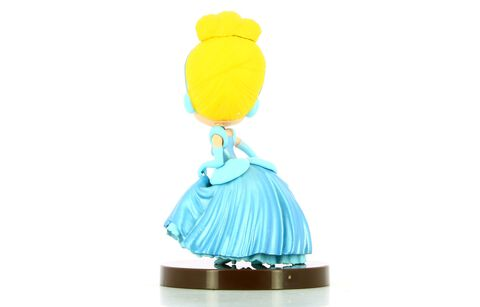 Figurine Q Posket - Disney - Petit-girls Festival Cendrillon