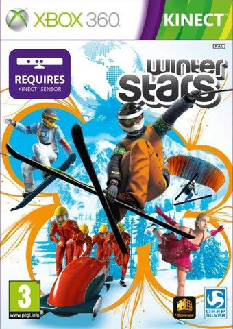 Winter Stars (kinect)
