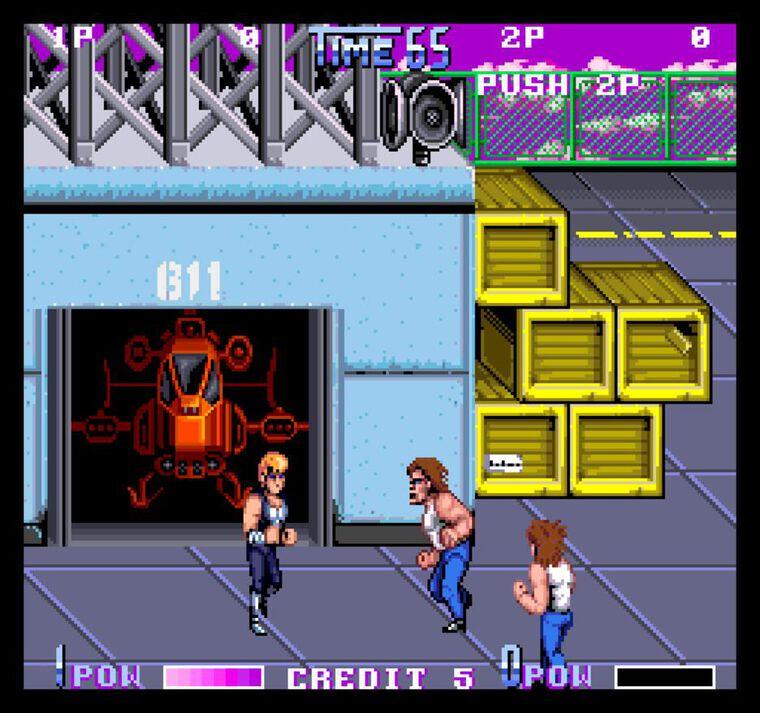 Evercade Technos Arcade 1 Cartridge 1