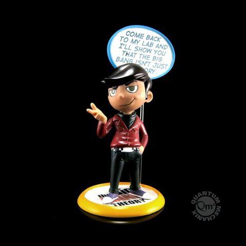 Figurine Q-pop - The Big Bang Theory - Howard Wolowitz
