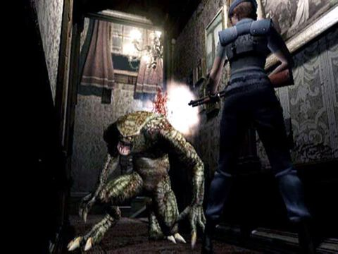 Resident Evil, Archives