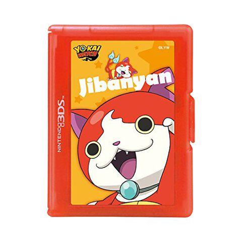 Coque Duraflexi Yo-Kai Watch Game Card Case (Jibanyan) 3DS