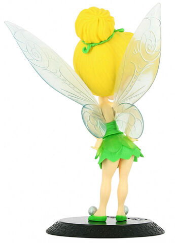 Figurine Q Posket - Disney Character - Tinker Bell - Robe En Feuille - (ver.a)