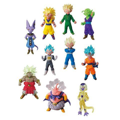 Figurine Mystere - Dragon Ball - Mini Super Collectible