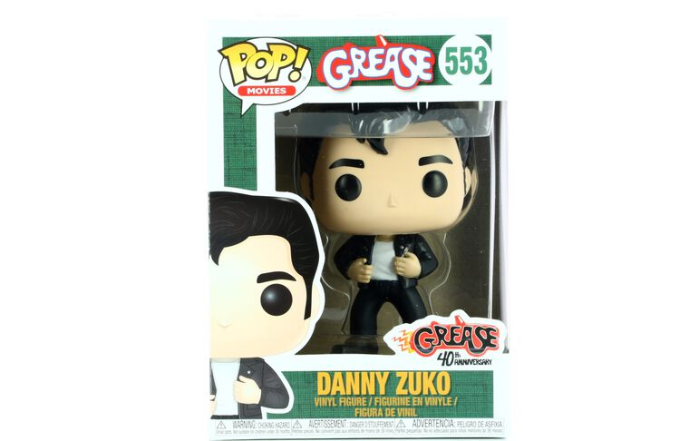 Figurine Funko Pop! N°553 - Grease - Danny Zuko