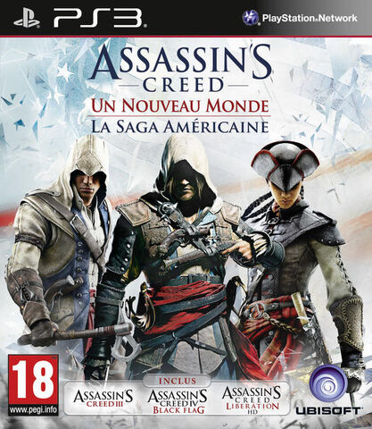 Compilation Assassin's Creed - The American Saga
