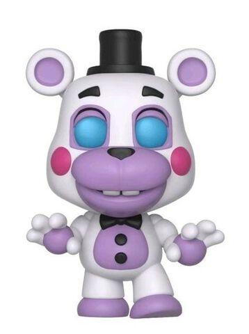 Figurine Funko Pop! N°366 - Five Nights at Freddy's Pizza Simulator - Helpy
