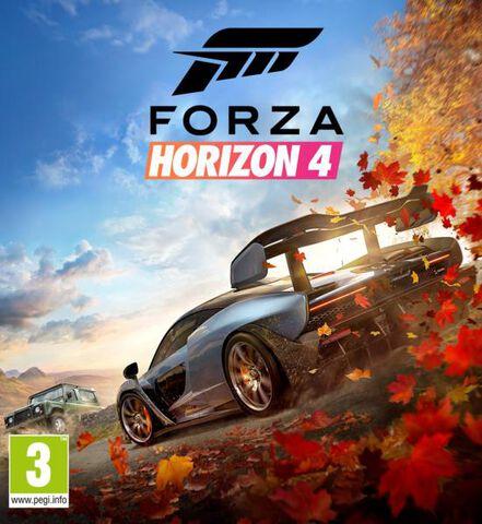 Forza Horizon 4 - Jeu complet - Version digitale