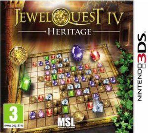 Jewel Quest IV : Heritage